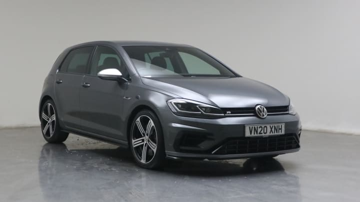 2020 used Volkswagen Golf 2L R TSI
