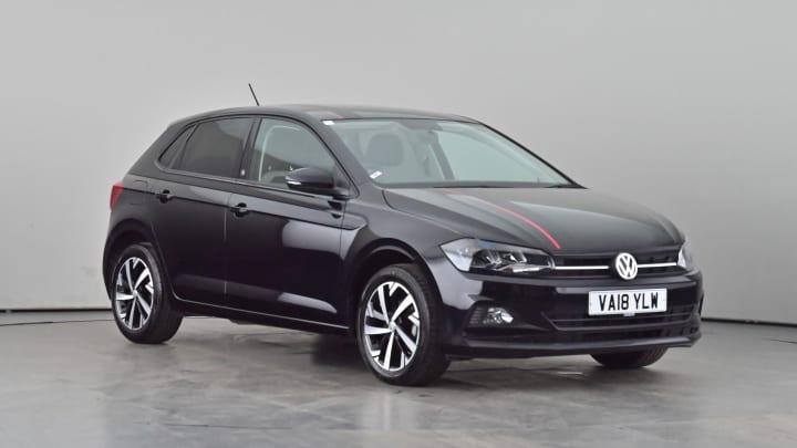 2018 used Volkswagen Polo 1L Beats TSI