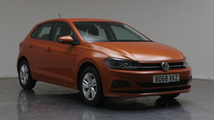 2018 used Volkswagen Polo 1L SE EVO
