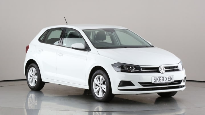 2018 used Volkswagen Polo 1L SE TSI