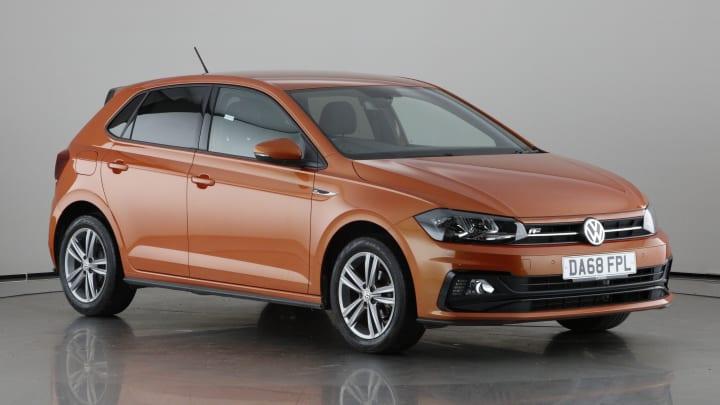 2018 used Volkswagen Polo 1L R-Line TSI