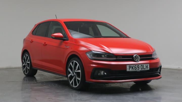 2019 used Volkswagen Polo 2L GTI+ TSI