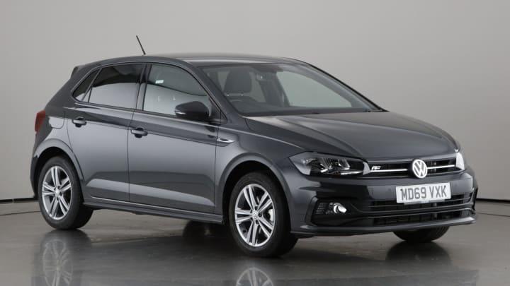 2020 used Volkswagen Polo 1L R-Line TSI