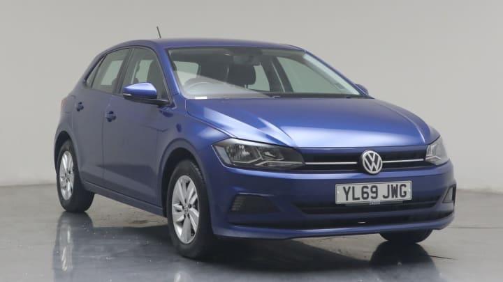2020 used Volkswagen Polo 1L SE EVO