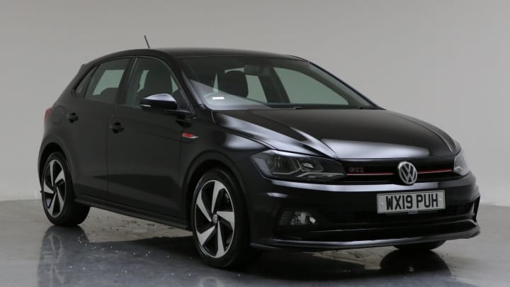 2019 Used Volkswagen Polo 2L GTI TSI