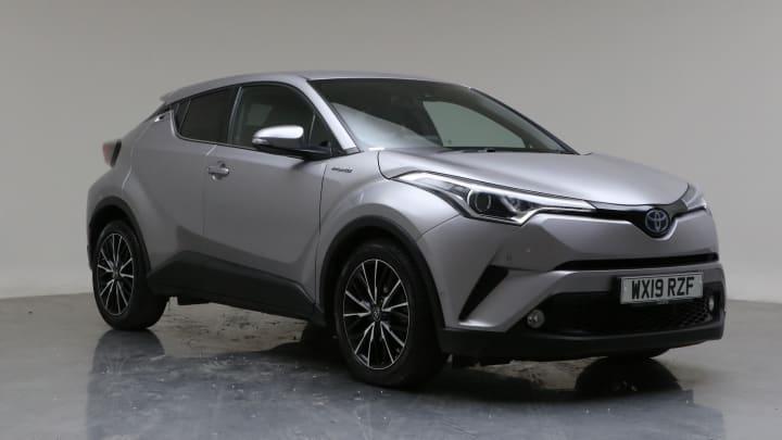 2019 Used Toyota C-HR 1.8L Excel VVT-h