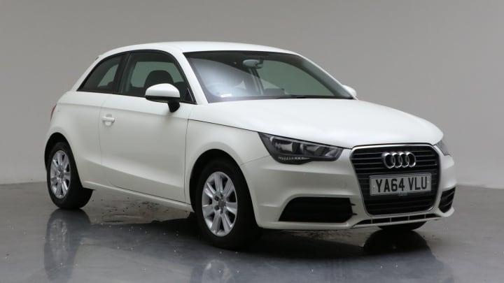 2015 Used Audi A1 1.6L SE TDI