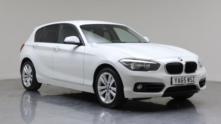 2016 Used BMW 1 Series 2L Sport 118d