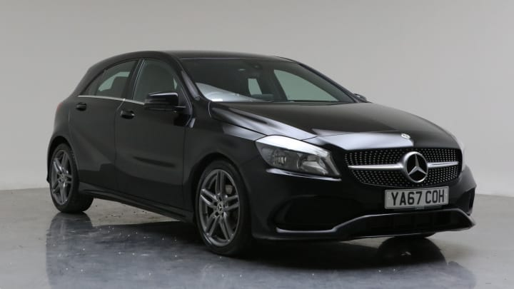 2018 Used Mercedes-Benz A Class 1.6L AMG Line A160