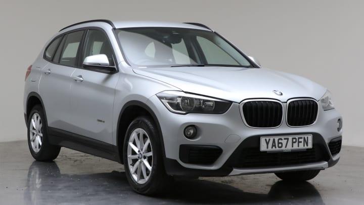 2017 Used BMW X1 1.5L SE 18i