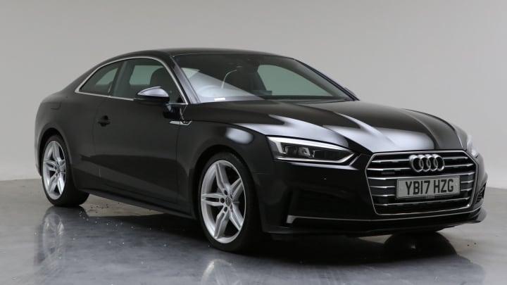 2017 Used Audi A5 3L S line TDI V6