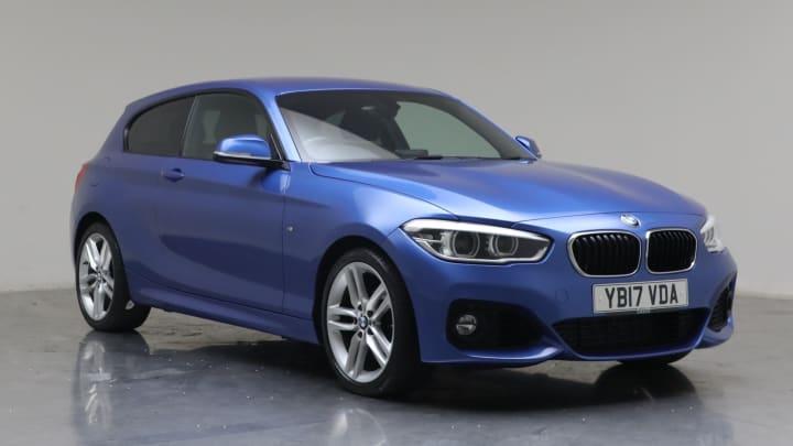 2017 Used BMW 1 Series 1.5L M Sport 118i
