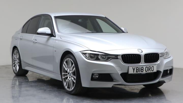 2018 Used BMW 3 Series 2L M Sport BluePerformance 320d