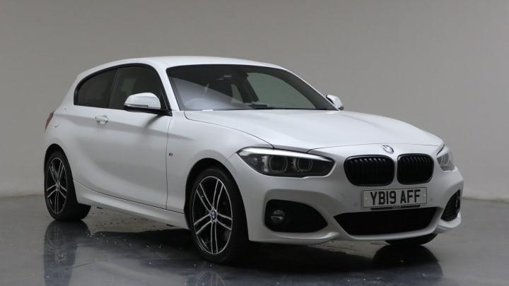 2019 Used BMW 1 Series 2L M Sport Shadow Edition 120i