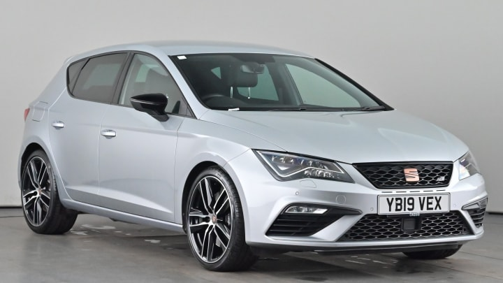 2019 Used Seat Leon 2L Cupra 290 Lux TSI