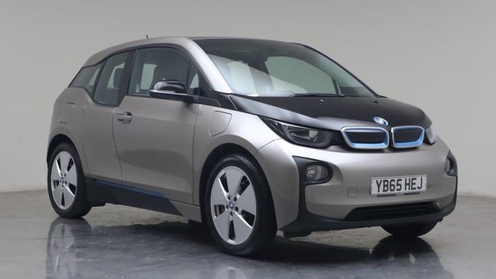2015 Used BMW i3 0.6L
