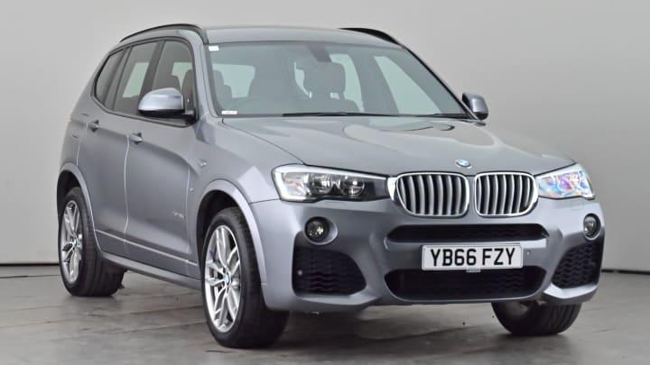 2016 Used BMW X3 3L M Sport 35d
