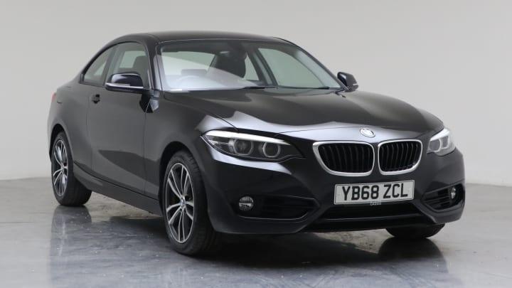 2019 Used BMW 2 Series 1.5L Sport 218i