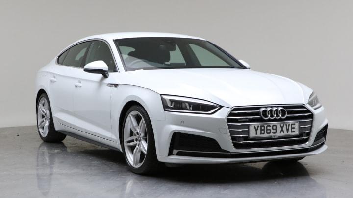 2019 Used Audi A5 2L S line TDI