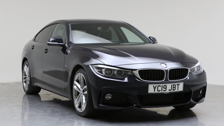 2019 Used BMW 4 Series Gran Coupe 2L M Sport 420d