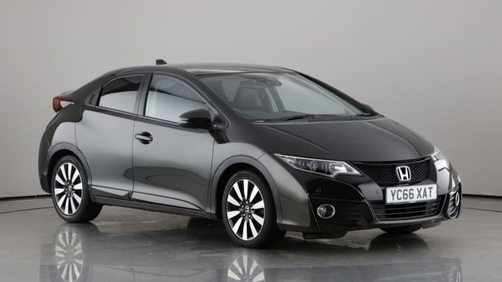 2016 Used Honda Civic 1.8L SR i-VTEC
