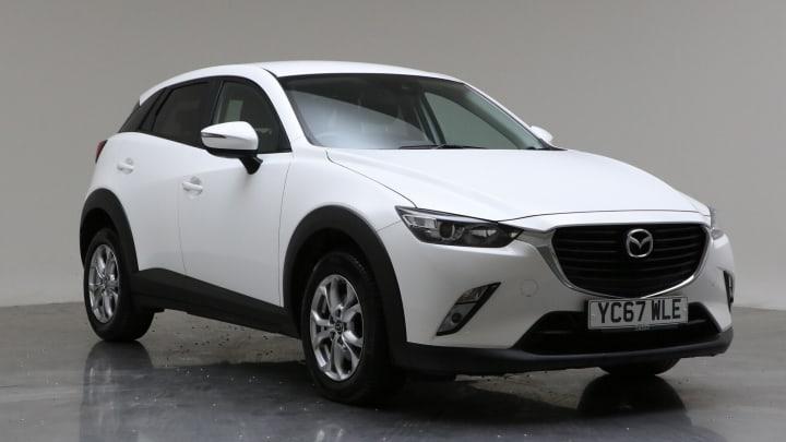 2017 Used Mazda CX-3 1.5L SE-L Nav SKYACTIV-D