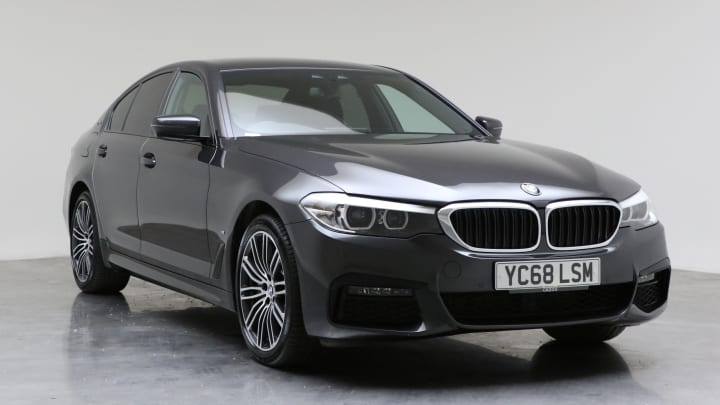 2019 Used BMW 5 Series 2L M Sport iPerformance 530e