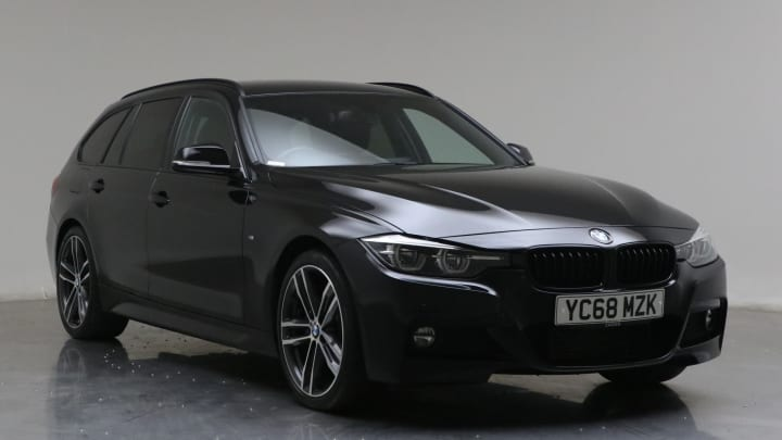2019 Used BMW 3 Series 2L M Sport Shadow Edition 320d