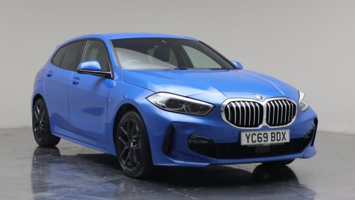 2019 Used BMW 1 Series 2L M Sport 120d