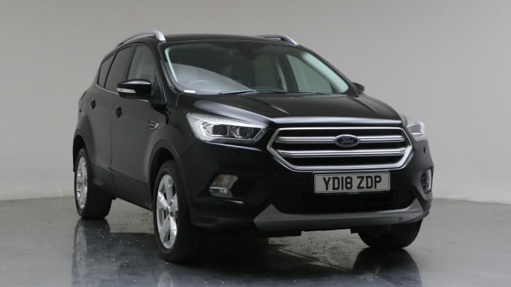 2018 Used Ford Kuga 1.5L ST-Line X EcoBoost T
