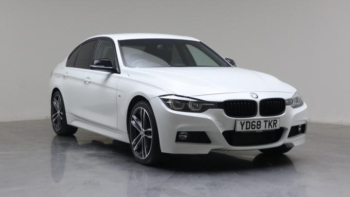 2019 Used BMW 3 Series 2L M Sport Shadow Edition BluePerformance 320d