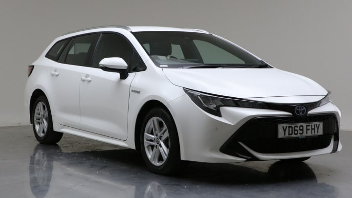 2020 Used Toyota Corolla 1.8L Icon Tech VVT-h