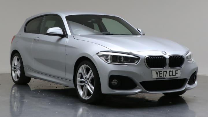 2017 Used BMW 1 Series 2L M Sport 120i