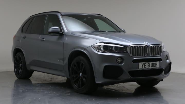 2018 used BMW X5 2L M Sport 40e