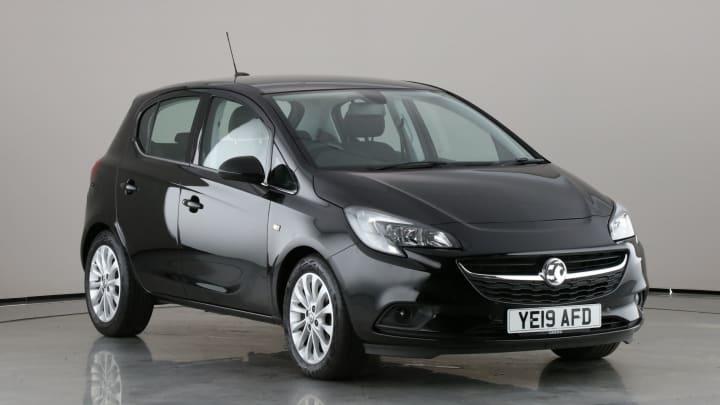 2019 Used Vauxhall Corsa 1.4L SE Nav ecoTEC i
