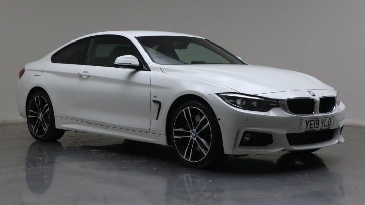 2019 used BMW 4 Series 3L M Sport 430d