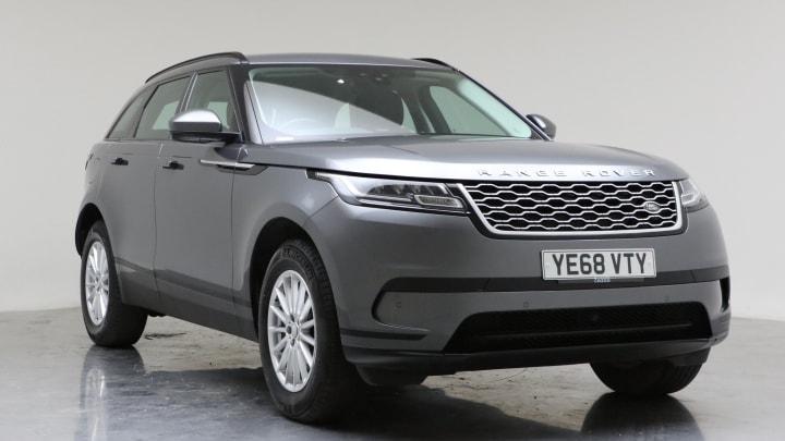 2018 Used Land Rover Range Rover Velar 2L D180