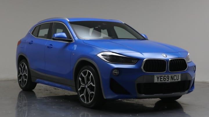 2019 used BMW X2 2L M Sport X 20d