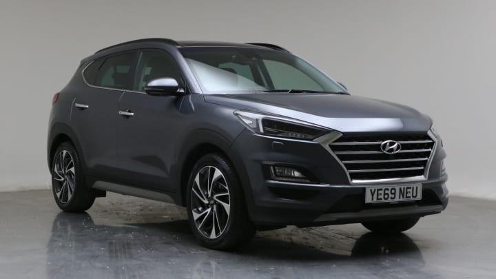 2020 Used Hyundai Tucson 1.6L Premium SE T-GDi