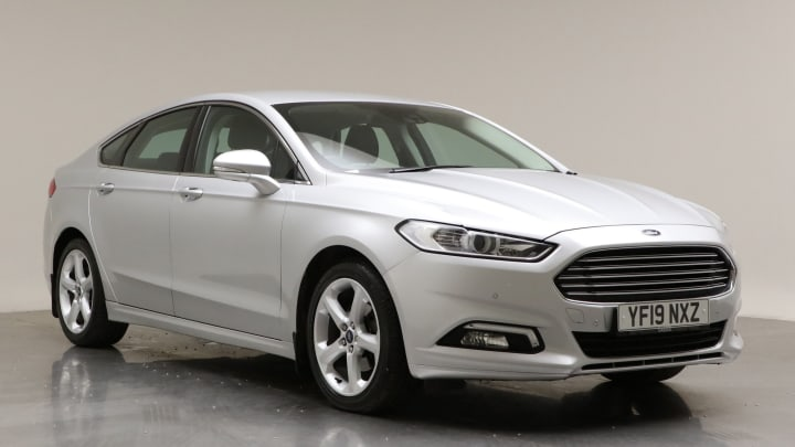 2019 Used Ford Mondeo 2L Titanium Edition TDCi