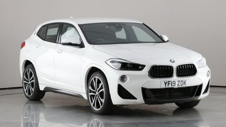 2019 Used BMW X2 1.5L M Sport 18i