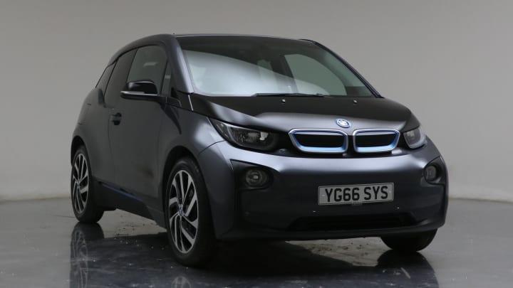 2016 Used BMW i3 21.6kWh