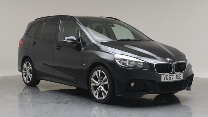 2017 Used BMW 2 Series Gran Tourer 2L M Sport 218d
