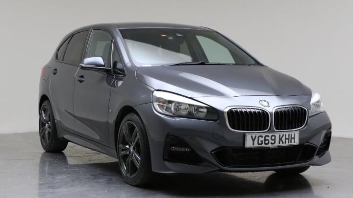 2019 Used BMW 2 Series Active Tourer 2L M Sport 220i