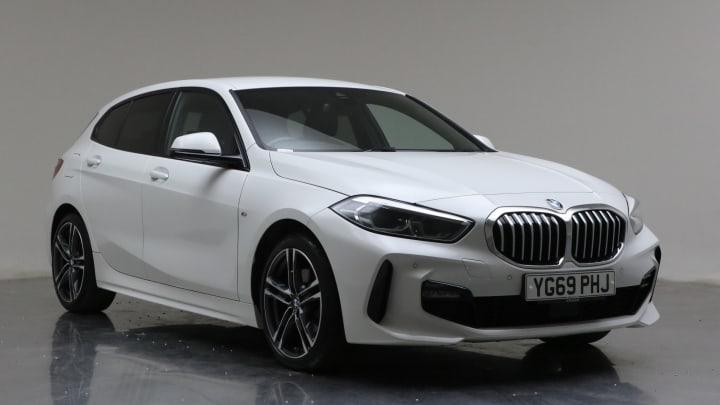 2019 Used BMW 1 Series 1.5L M Sport 118i