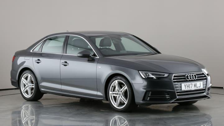 2017 Used Audi A4 2L S line ultra TDI
