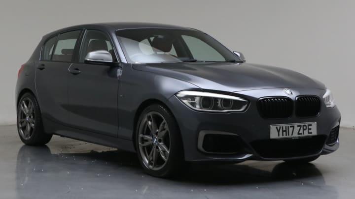 2017 Used BMW 1 Series 3L M140i
