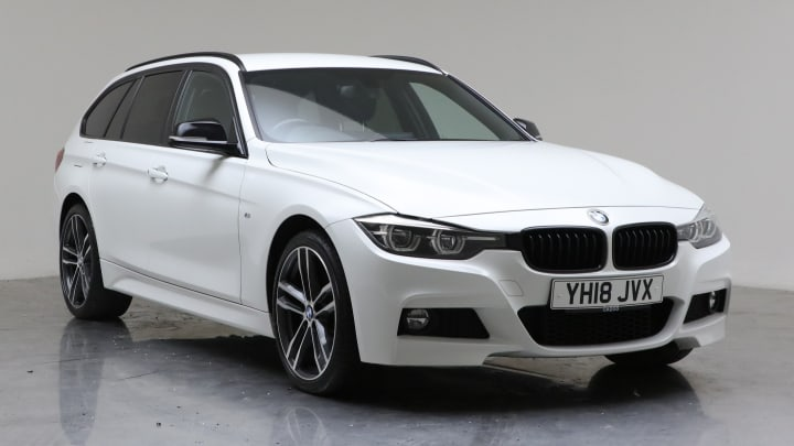 2018 Used BMW 3 Series 2L M Sport Shadow Edition 320i