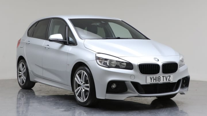 2018 Used BMW 2 Series Active Tourer 2L M Sport 220d