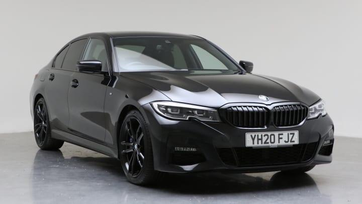 2020 Used BMW 3 Series 2L M Sport 330i